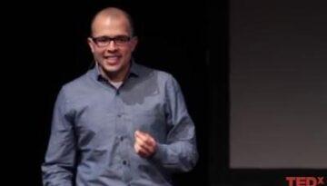 הרצאת טד. מדריך להכנת הרצאות טד ב-3 שלבים. צילום מתוך הרצאת טד